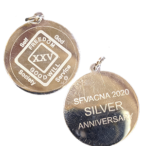 SFVACNA 25 Pendant